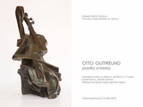 Otto Gutfreund Plastiky A Kresby Mistni Kultura